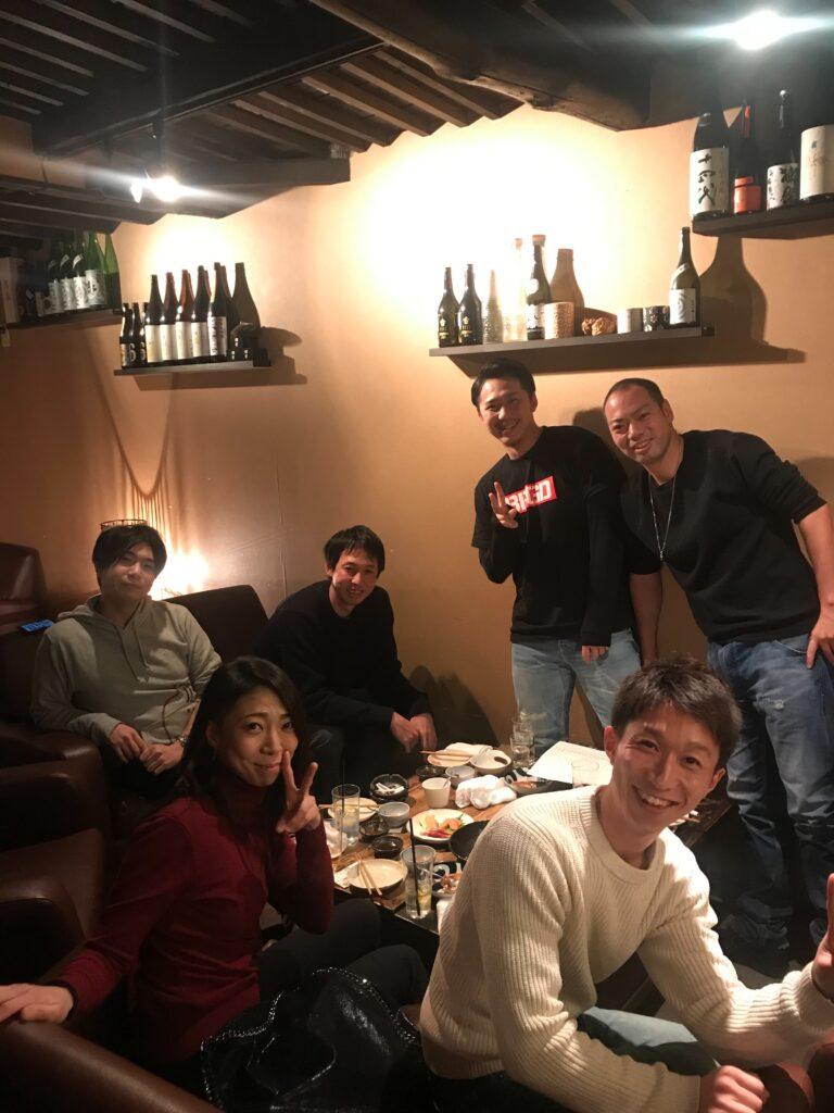 田柄のメンバー